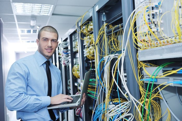 اختصاصي شبكات