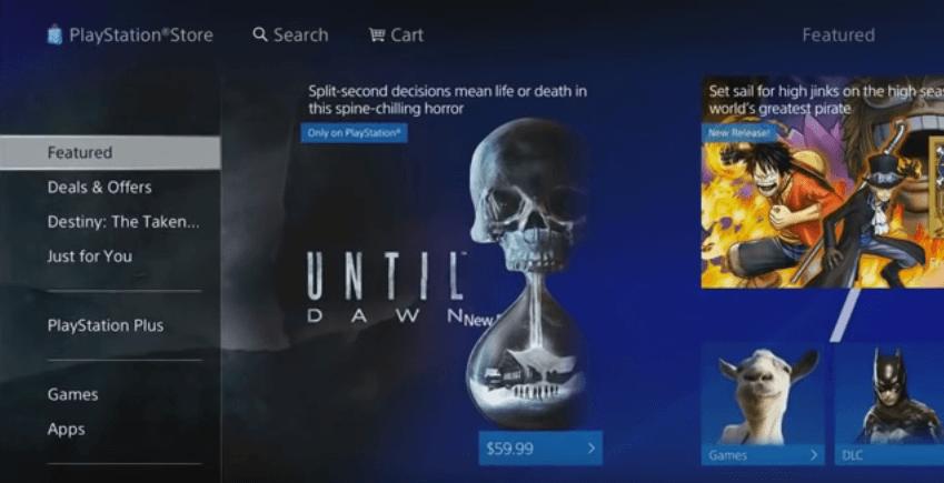 طريقة تحميل ألعاب البلاي ستيشن Playstation 4 راقي