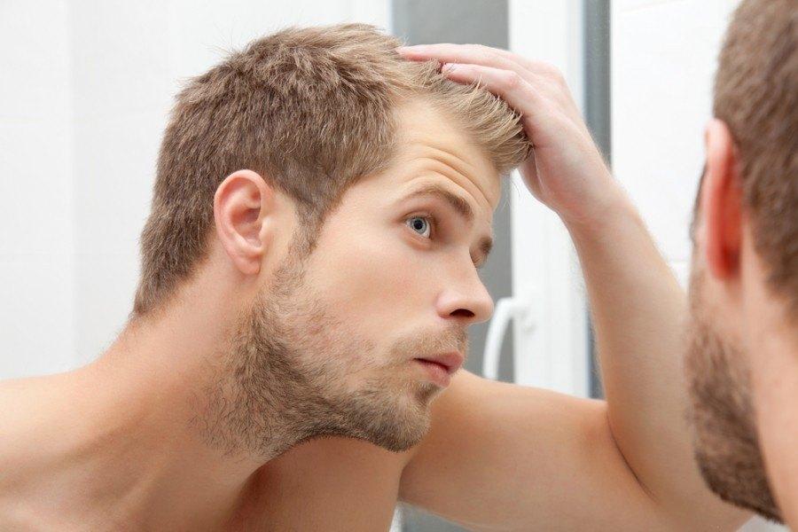 7 مأكولات تساعد في علاج تساقط الشعر