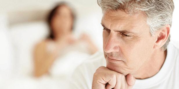 أسباب انخفاض الرغبة الجنسية عند الرجال