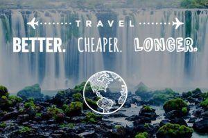 توفير المال للسفر في رحلة سياحية