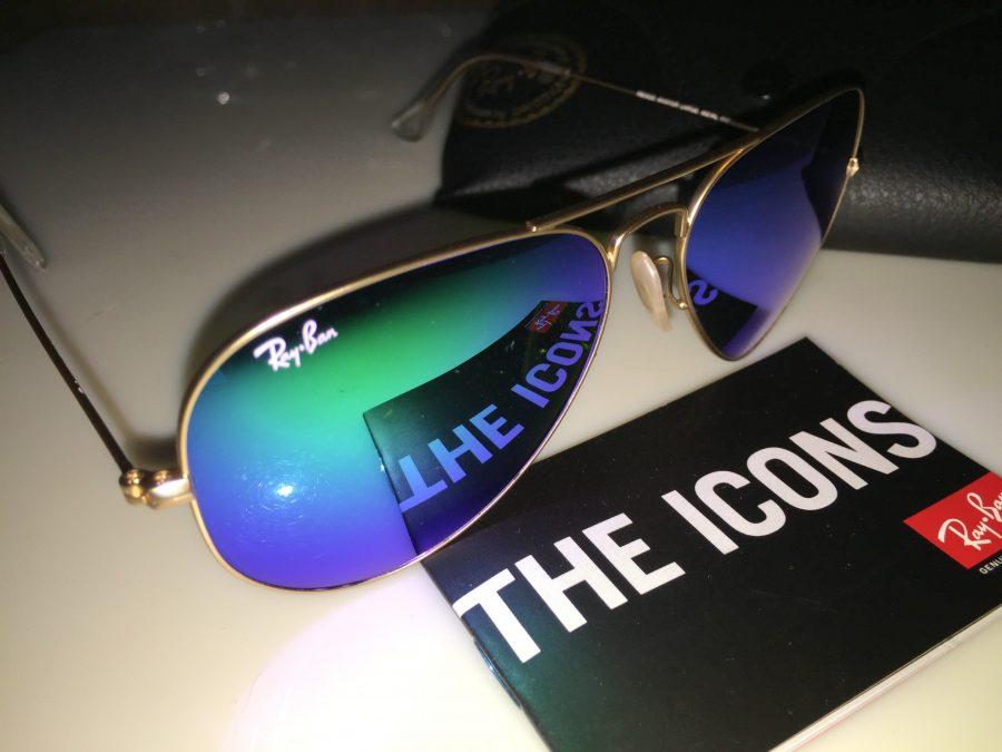 للتفريق بين النظارة الشمسية الأصلية والمقلدة