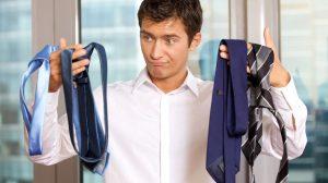 لماذا ربطة العنق المناسبة تمنحك مزيد من الهيبة والاحترام؟