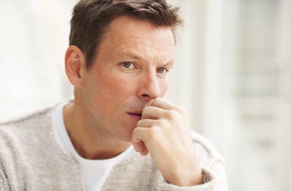الأعراض المبكرة للسرطان عند الرجال