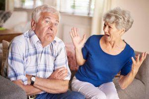 لماذا يغضب الرجال كبار السن