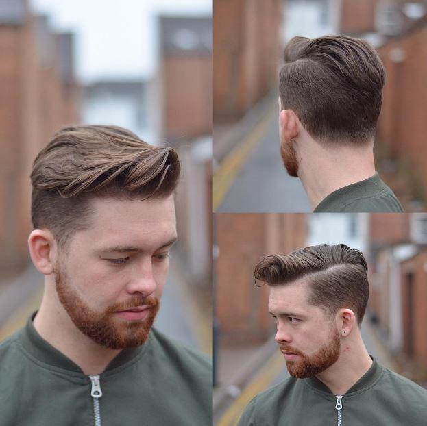 قصات شعر رجالي .. 7 من أجمل تسريحات الشعر على الأطلاق