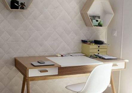 تصاميم مكاتب منزلية تناسب مختلف الأذواق