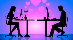 العلاقات عن طريق الإنترنت